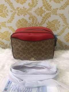 Sale!! Brandnew Authentic Quality Coach Sling Bag