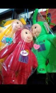 Boneka Teletubbies