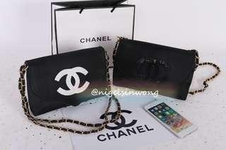 🌹Chanel Bag chanel vip gift for skin care make up crossbody chain bag