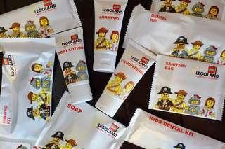 Legoland Hotel Toiletries
