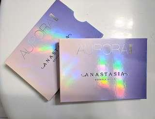 Anastasia Beverly Hills Aurora Highlighter Kit - SEMI USED