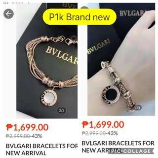 Bvlgari Bulgari Bracelet Rosegold