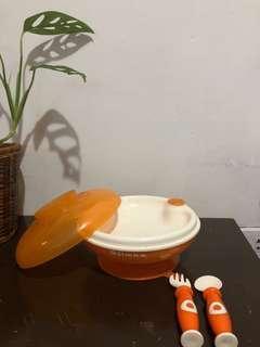 Simba Suction Feeding Bowl
