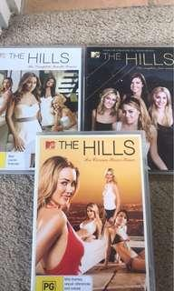 The Hills 1,2 and 4