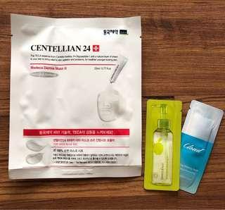 Centellian24 Madeca Sheet Mask 1pc