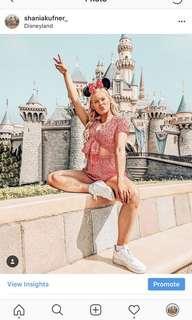 Princess Polly romper