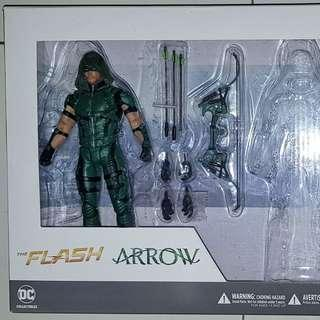 DC Collectibles TV Green Arrow (from 2-pack w Flash, not included)