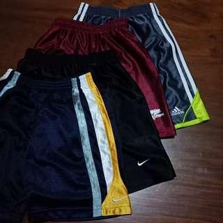 BUNDLE Branded Sports Shorts for Boys