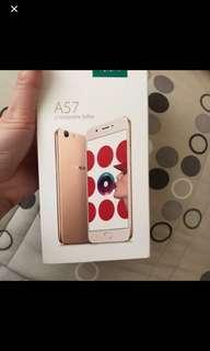 🚚 oppo a57 98% new