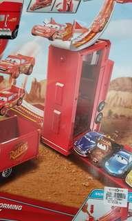 Disney Cars Transforming Mack