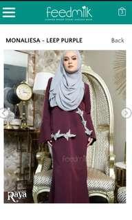 Monaliesa Leep Purple