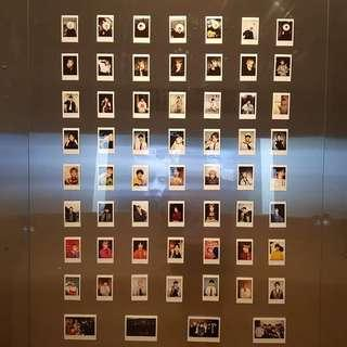 bts exhibition fujifilm / polaroid #2
