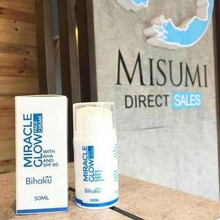 Bihaku Miracle glow Face Cream