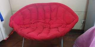 Lips fordable lounge chair