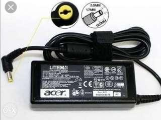 Acer 19v-3.42 yellow pin