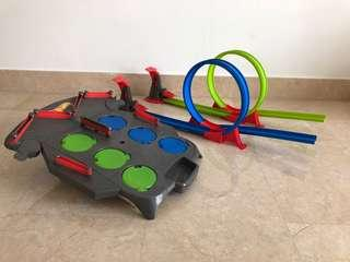 Hot Wheels  Rebound Raceway Play Set