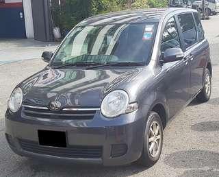 Toyota Sienta 1.5 X Auto
