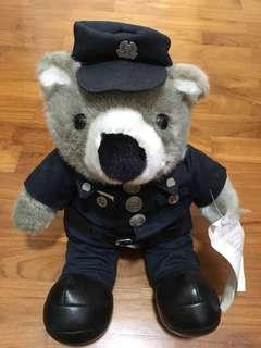 2nd Limited Edition SPF Police Bear