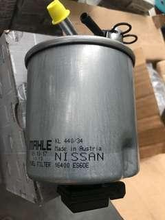Clearing stock,Diesel filter Nissan urvan e25/f24