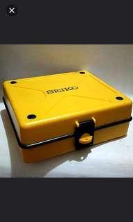 SEIKO原廠限量錶盒