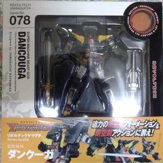 Kaiyodo Revoltech Yamaguchi 078 Dancouga Super Beast Machine