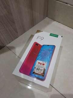 Oppo f9 new original 64gb