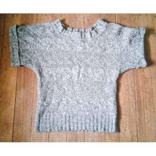knitted jacket/top
