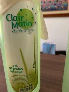 🚚 Clair Matin eau de cologne