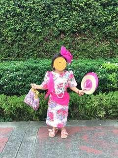 Filipiniana costume for toddlers/kids