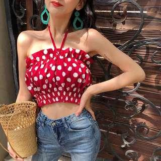 Red dots cropped top