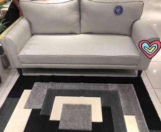 3 Seater Uratex Sofa Living Room