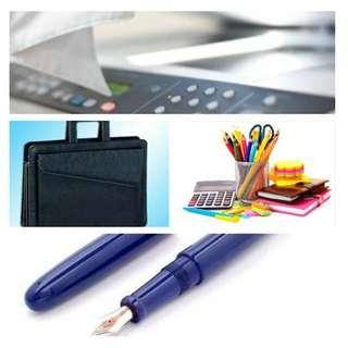 Biz for Sale - Retailer of Office Supplies, Equipment & Furniture w/ branches in Ortigas & Q.C.