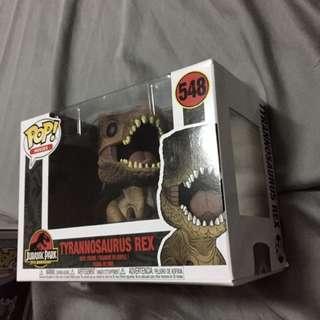 Funko POP Jurassic Park / Jurassic World Tyrannosaurus Rex