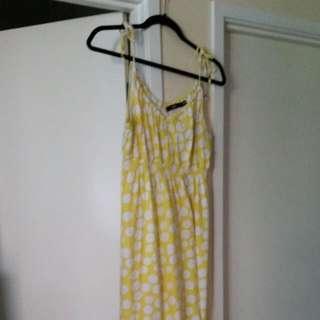 Maxi Dress Sportsgirl Size M