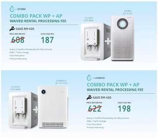 Coway November Combo Promotion 2018