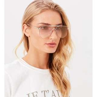 Le Specs 'The Prince' Sunglasses - WORN ONCE