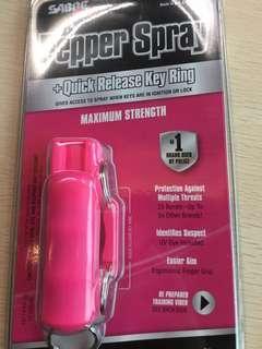 Sabre pepper spray