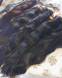 Rambut sambung hair exstension