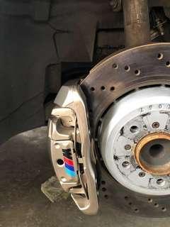 E93 M3 front Brake