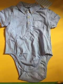 全新Nicholas bear 18m Polo shirt (bb衫)