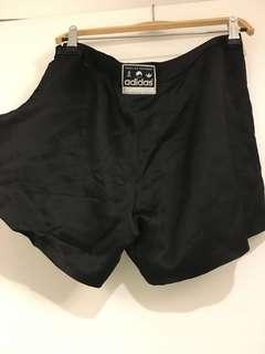 ADIDAS AND OPENING CEREMONY BOXING SHORT, BLACK SIZE L FITS LIKE M  #adidas #openingceremony