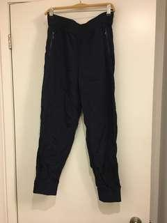 TNA SLUSH PANT, NAVY, Size M