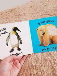 buku sensorry bayi