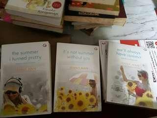 3 Novel Summer Series by Jennie Han