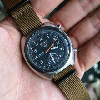 Seiko JDF 6138 7010 Speed timer