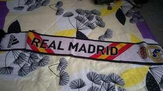 Authentic Real Madrid Knitted Fan Scarf