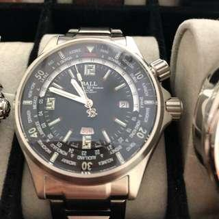 BN Ball Engineer Master 2 Diver world time