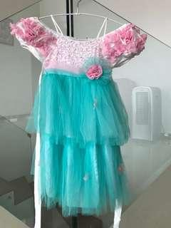 Dress Bunga Tutu