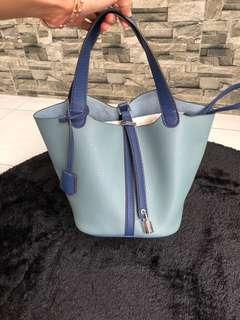 Hermes Bag Blue