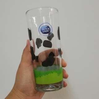Dutch Lady Glass
